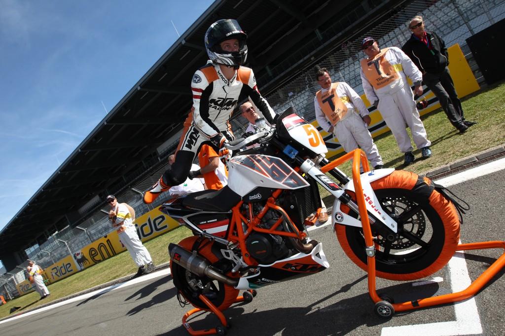 European Junior Cup: The 'Orange' Ladder - KTM BLOG