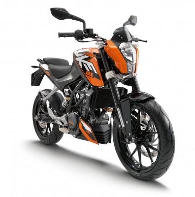 EICMA 2012: 125 DUKE gets an ABS update - KTM BLOG
