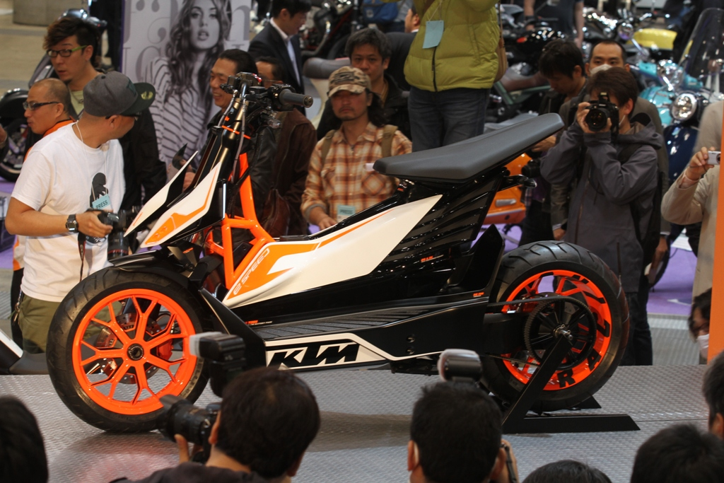 KTM's new electric scooter! - Moto-Related - Motocross Forums / Message Boards - Vital MX