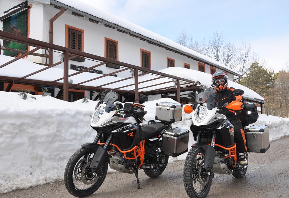 Around the world with the panini moto tour departure ktm blog