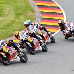 MOTORSPORT - Red Bull Rookies Cup, German GP