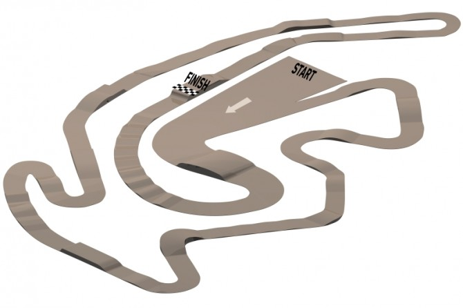 track-layout