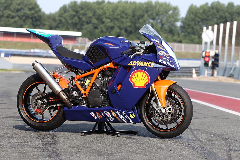 Ktm 350 Exc F >> Pictorial: Schittko KTM RC8 R Endurance - KTM BLOG