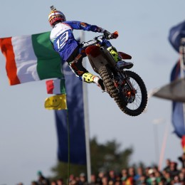 Cairoli would go 1-1 in the motos for the second year