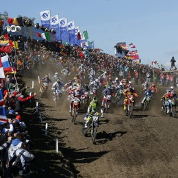 The 67th Motocross of Nations gets underway