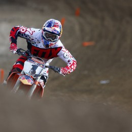 Dungey heading to victory