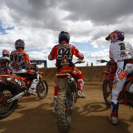 Red Bull KTM head the cast list