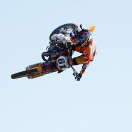 Jorge Prado shows his tricks