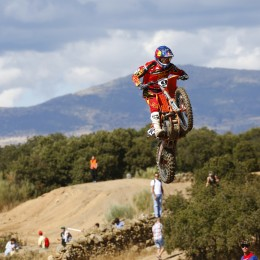 Roczen getting some air