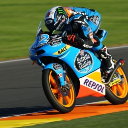 Rins attackiert! // Rins on the gas