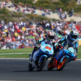 Rins´ letzte Attacke! // Rins tries a last gasp attempt to win