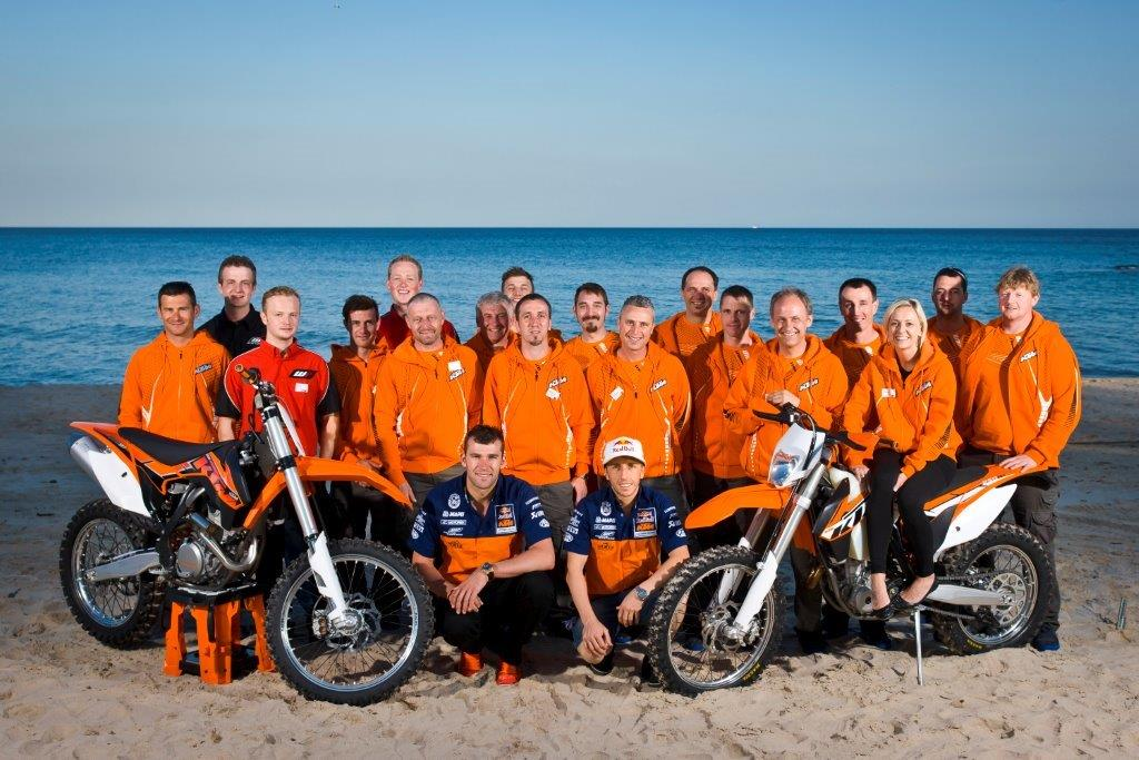 KTM OFFROAD MY14 Press Launch – Sardinia (I) (© KTM)