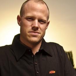 Philipp Habsburg, Head KTM R&D (© KTM)