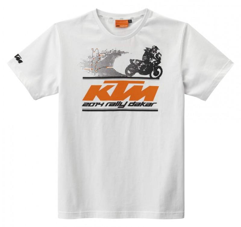 7 KTM RALLYE DAKAR TEE 2014