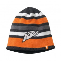8c Kids Striped Beanie