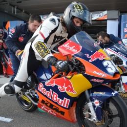 Moto3 Factory Bike Test Almeria (E)