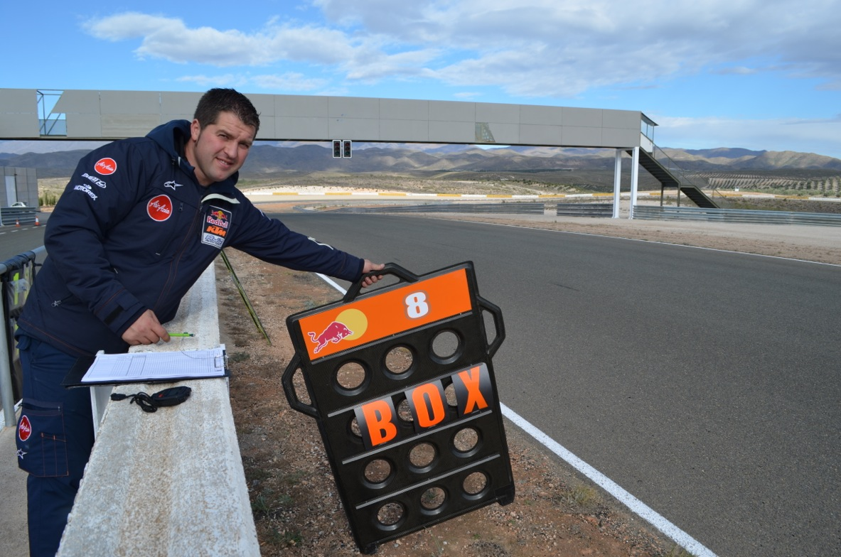 Red Bull Ajo KTM Team Almeria