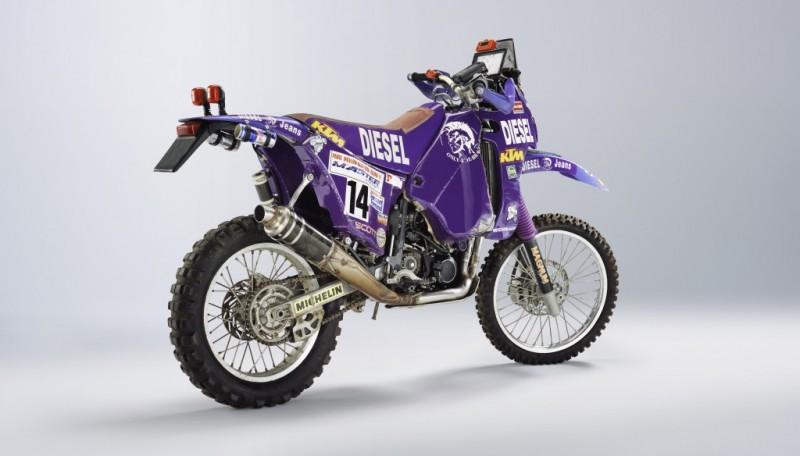 KTM 620 LC4 1997/1998