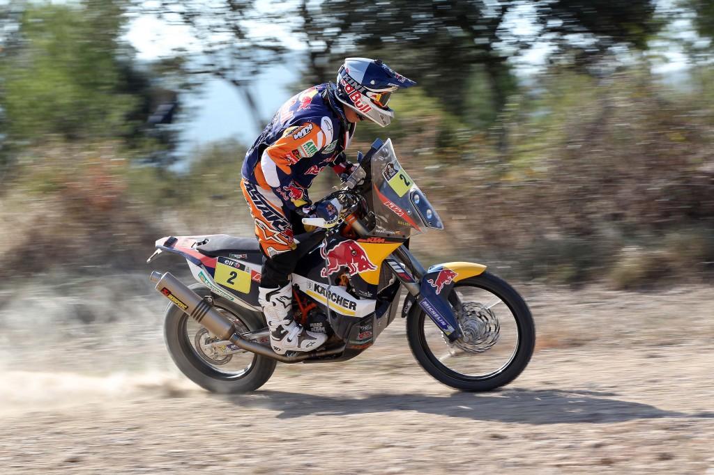 Coma Dakar 2014