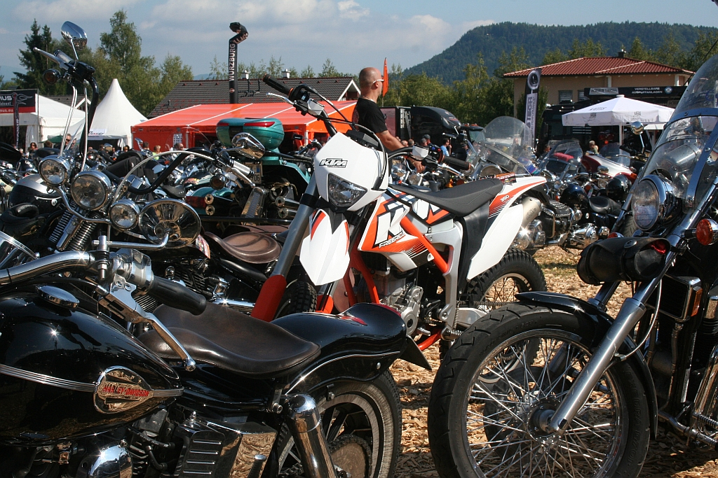 Party Crasher KTM FERRIDE 350 (© Primož Jurman)