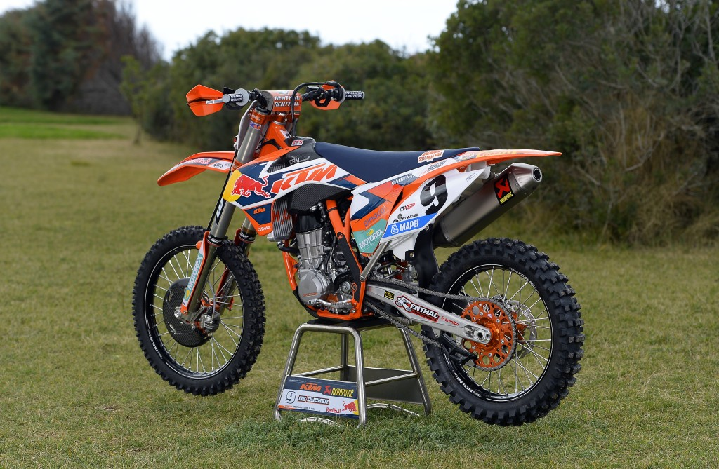 Teamshooting Red Bull KTM Motocross Factory Team 2014 ...