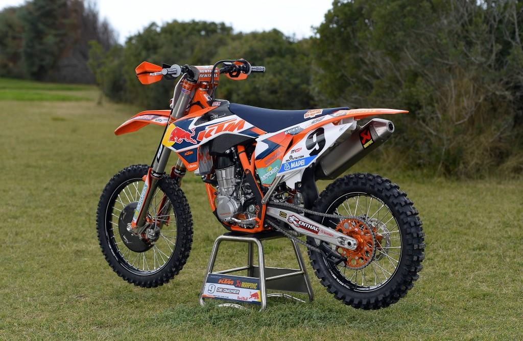 Ktm American Motocross Team