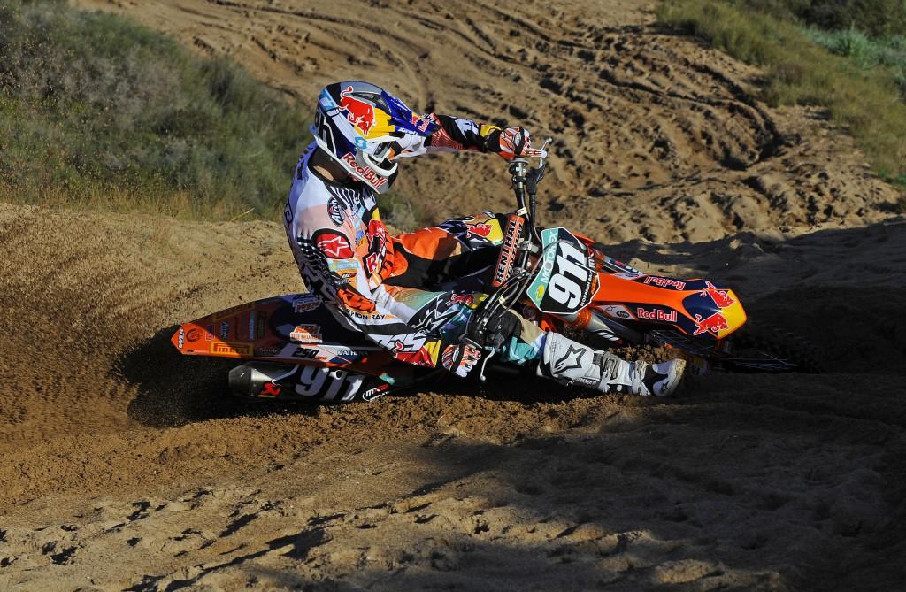 Tixier © Stefano Taglioni / ktmimages.com