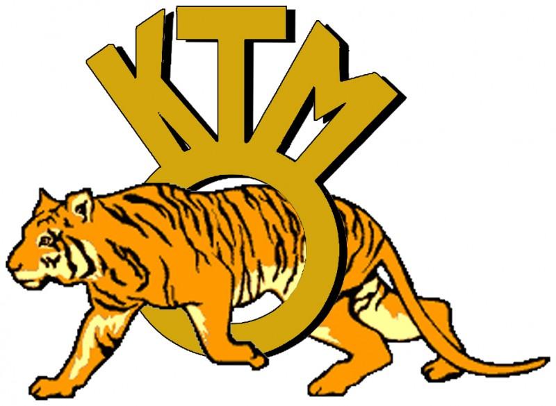 KTM Logo 1953