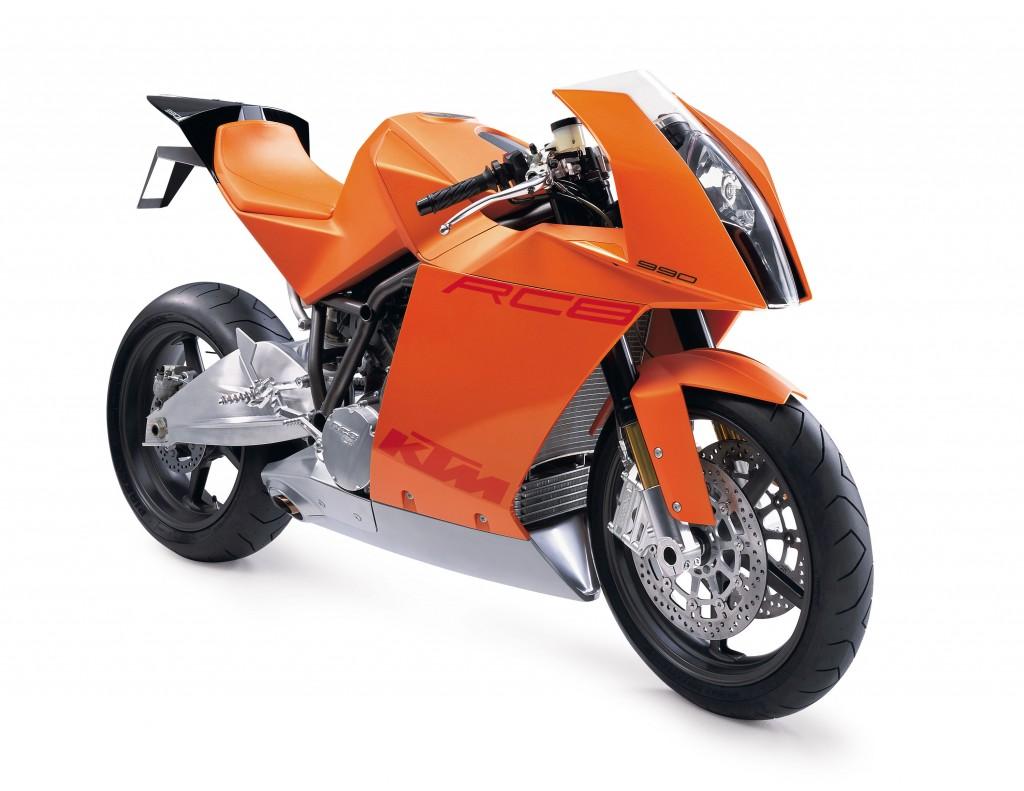 KTM RC8 Concept 2007