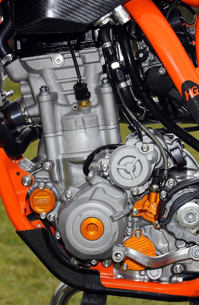 Honda Motorcycle Engine