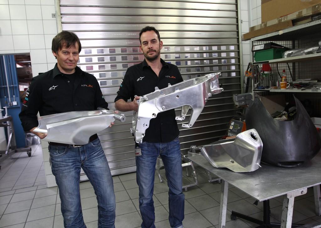 Alex Baumgärtel & Klaus Hirsekorn KALEX engineering © Buenos Dias