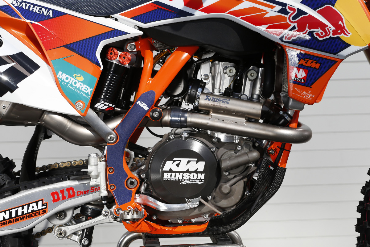 KTM 450 SX-F Factory Edition