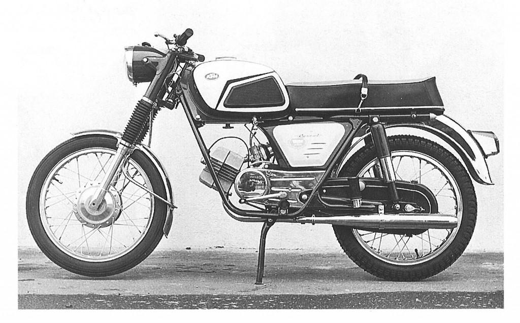 KTM Comet 1969