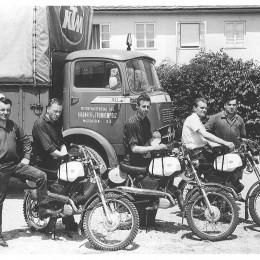 KTM Factory Team 1967