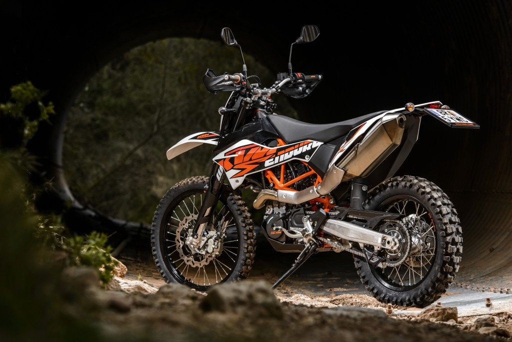 Ktm Lc Enduro Review