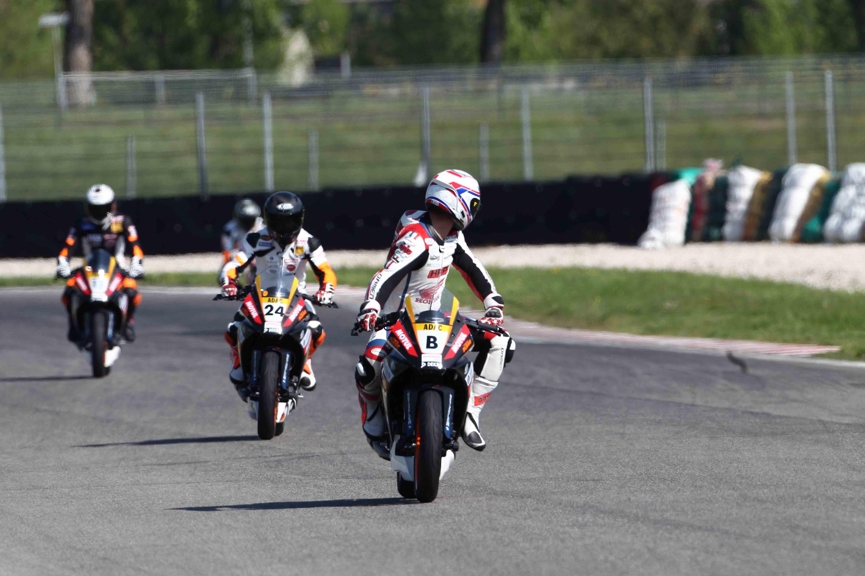 Michael Ranseder KTM RC 390 Cup