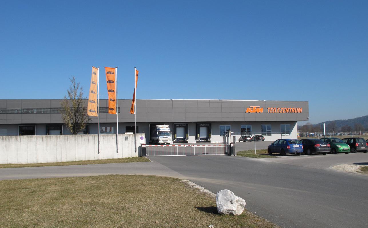KTM Teilezentrum | KTM Spare Parts Cener