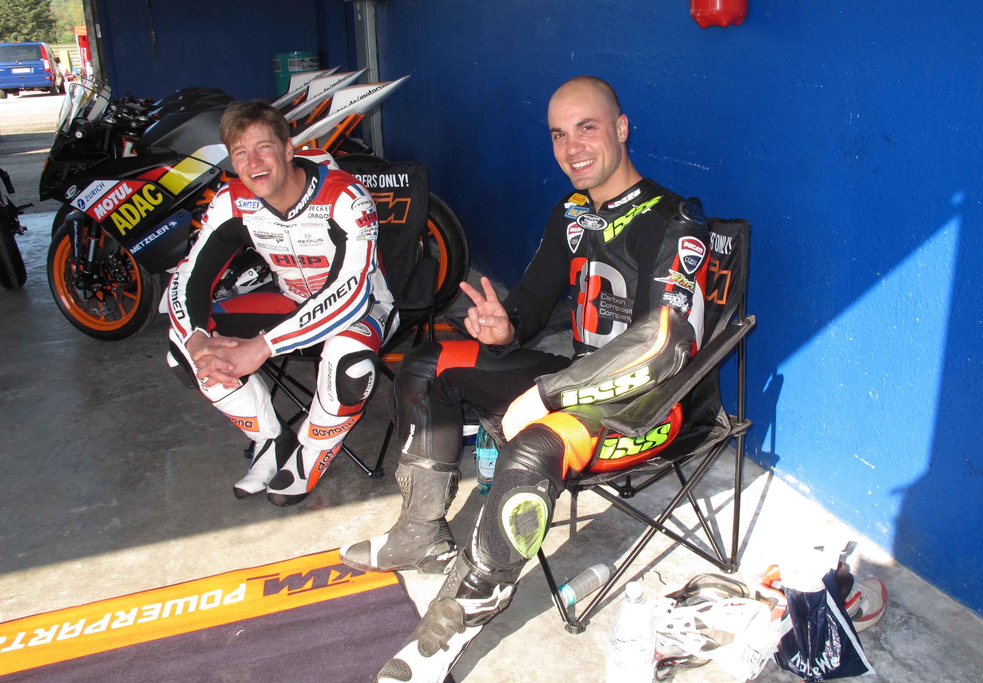 Dario Giuseppetti & Michael Ranseder