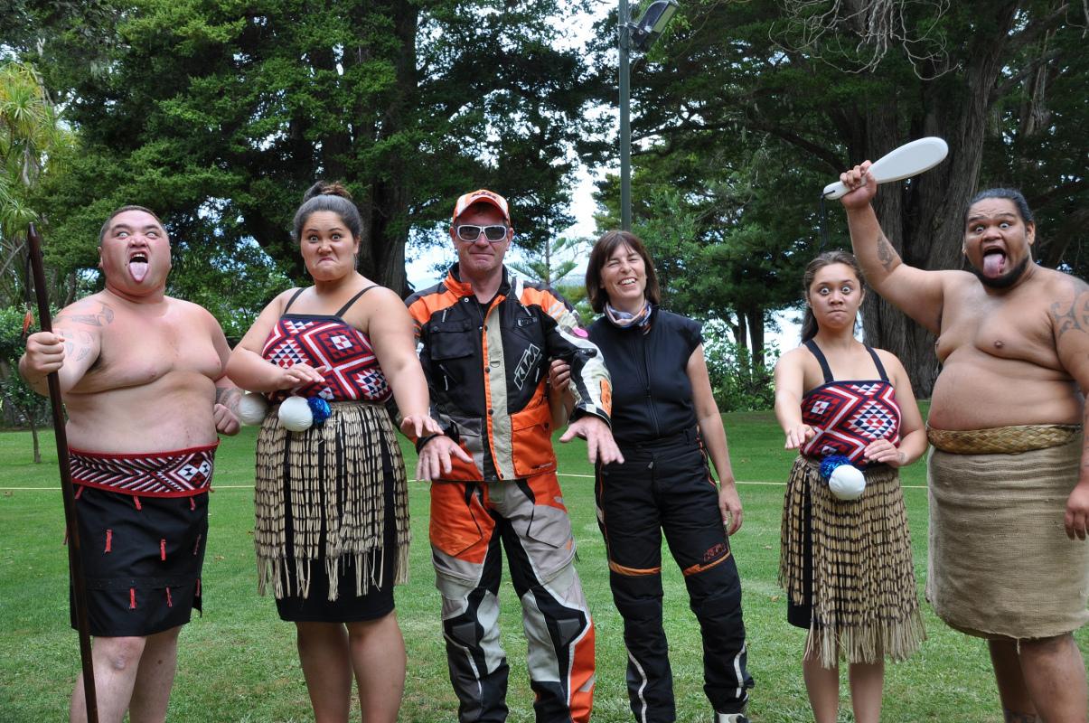 Maori Haka 1