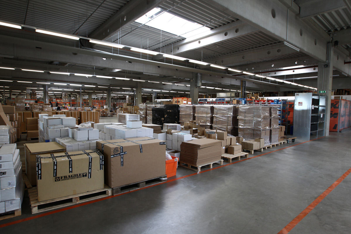 Wareneingang | Goods Input