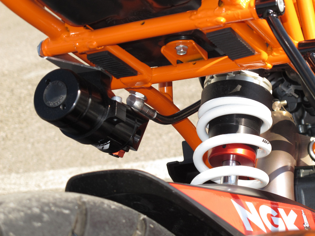 KTM RC 390 CUP WP Suspensions