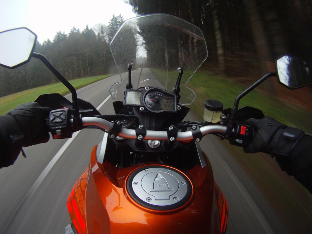 Ihr Job ist Motorradfahren – KTM F&E Abteilung Dauerlauf - KTM BLOG