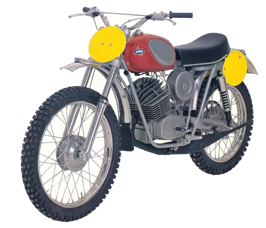 KTM Penton 125