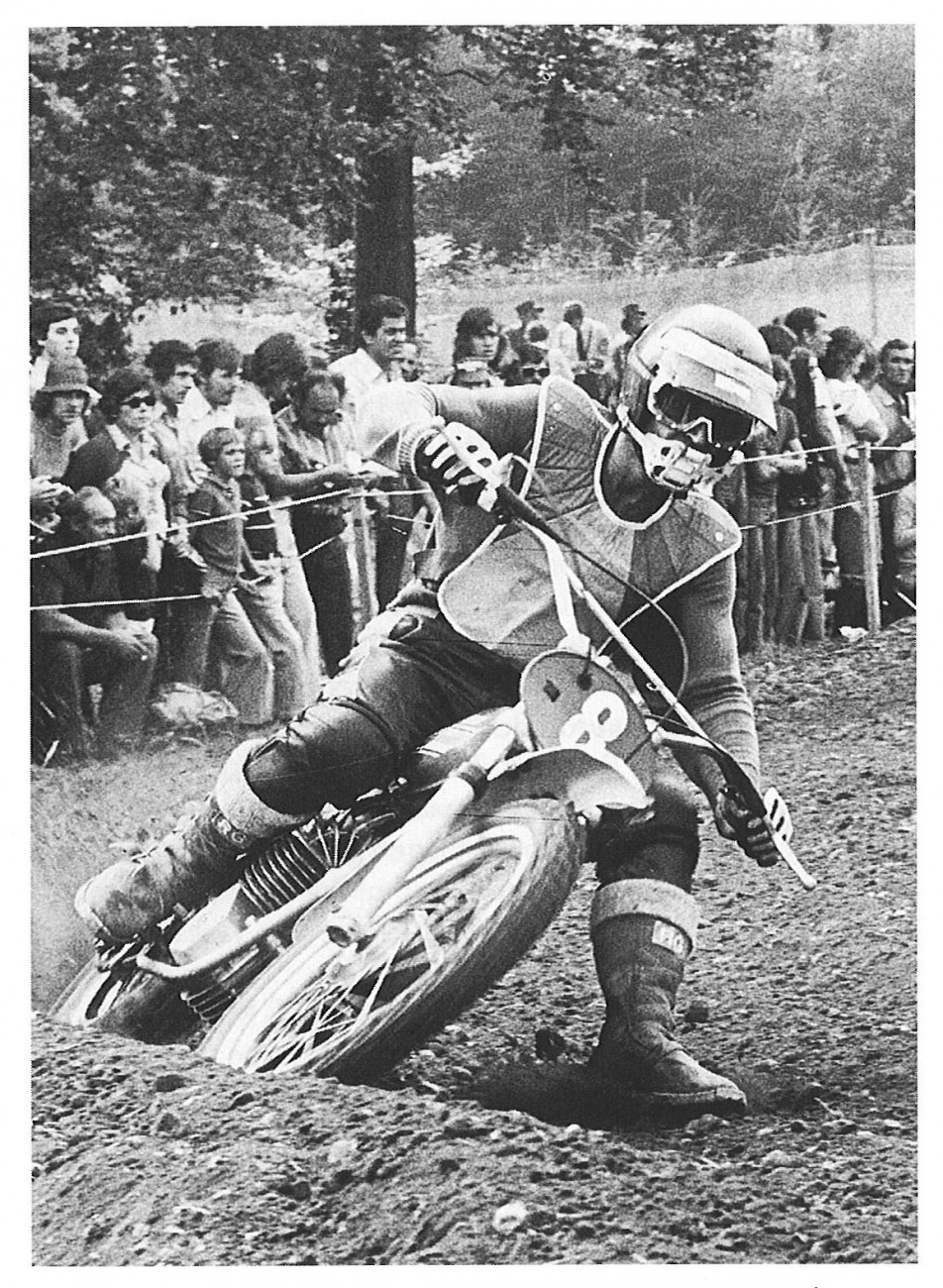 Moissev KTM MC 250 Leningrad 1974