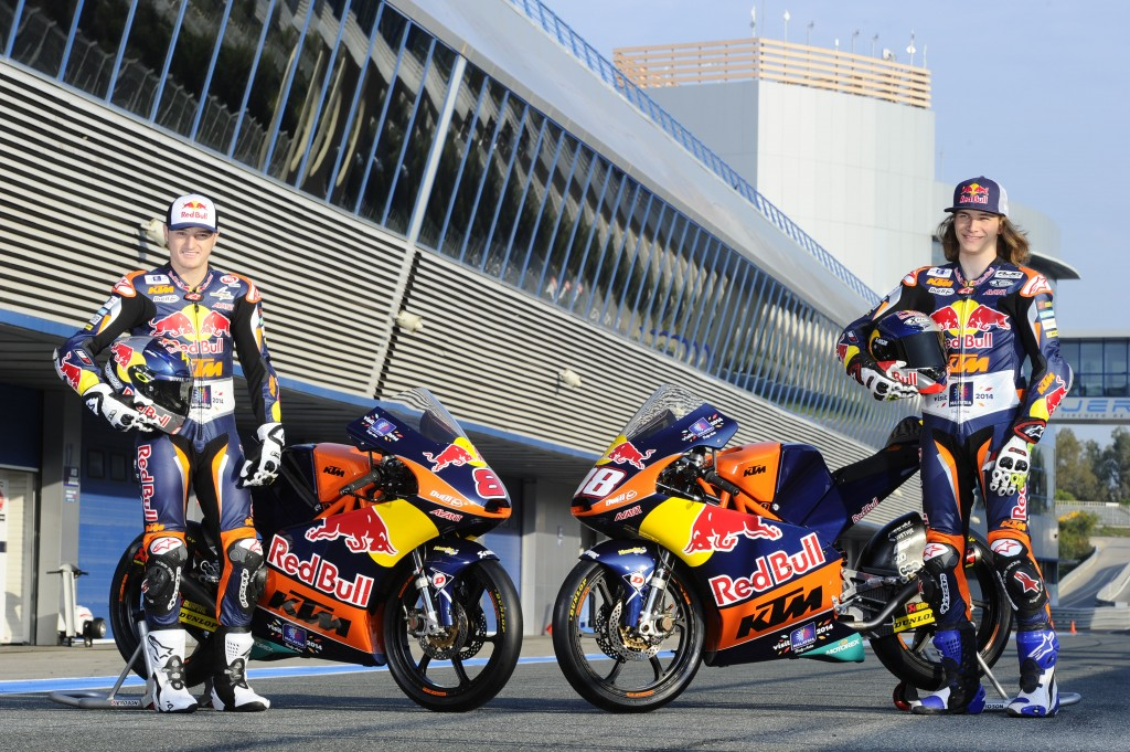 Red Bull KTM Ajo Team 2014