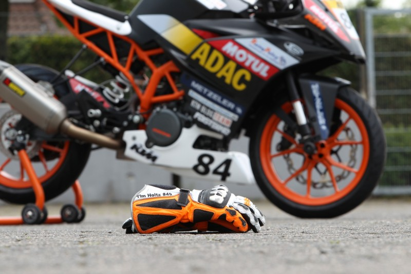 KTM RC 390 CUP Tim Holz