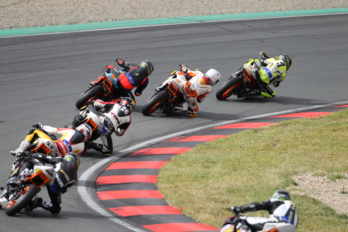 ADAC Junior Cup powered by KTM Oschersleben