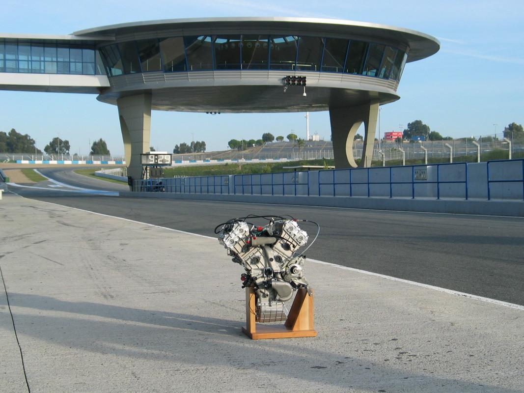 KTM GP1 V4 990 Jerez 2005