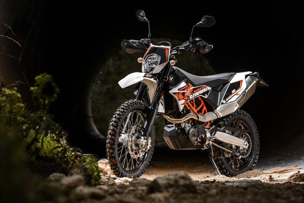 KTM 690 ENDURO R MY14