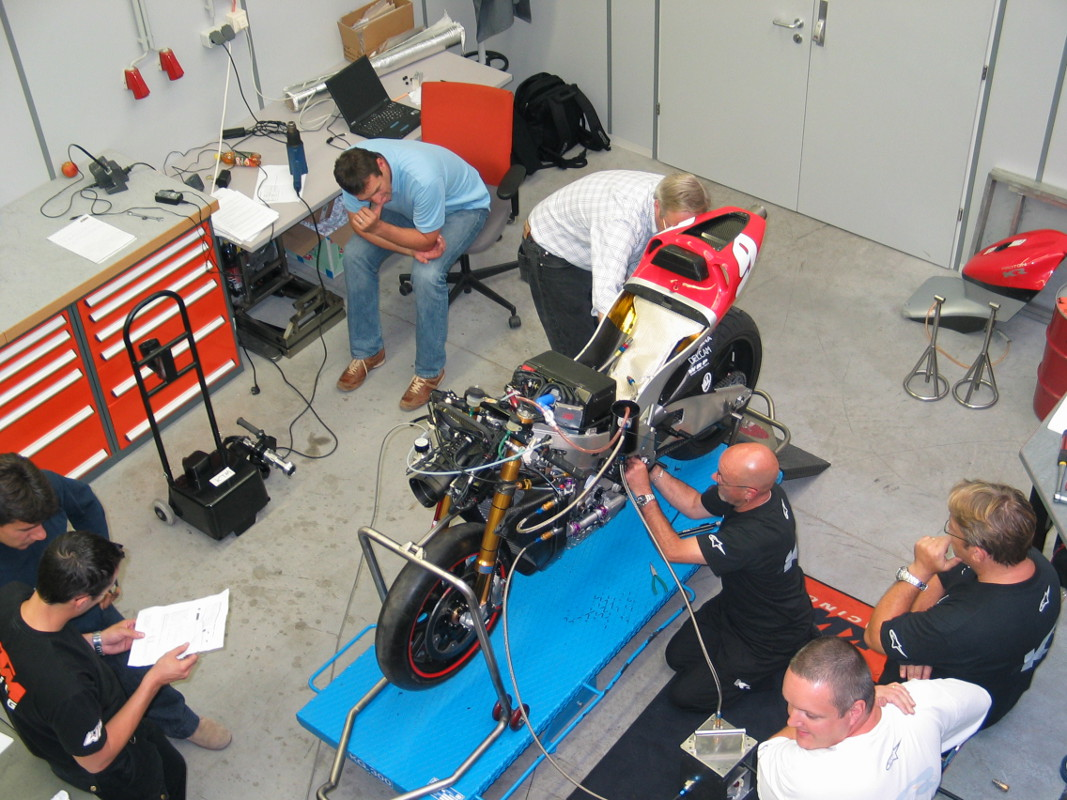 Proton-KR KTM Workshop 2004
